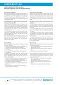 Universelles Notlichtelement für LED-Leuchten - Sander elektronik - Page 2