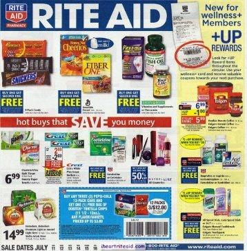 i heart rite aid: 07/11 - 07/17 ad