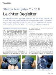 Steiner Navigator 7 x 30 K - Vegaoptics