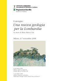 Copertina Abstract - Istituto Lombardo Accademia di Scienze e Lettere