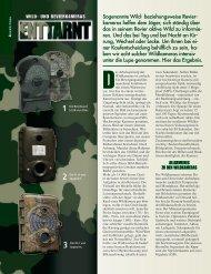 Sogenannte Wild- beziehungsweise Revier- kameras ... - Vegaoptics