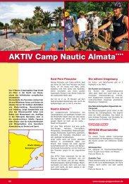AKTIV Camp Nautic Almata**** - Voyage Gruppenreisen