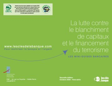 La lutte contre le blanchiment de capitaux et le ... - GE Money Bank