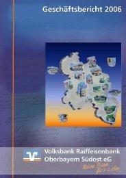 Download als PDF (1 MB) - Volksbank Raiffeisenbank Oberbayern ...