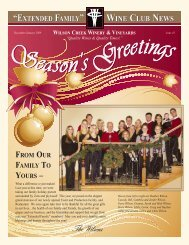 Issue 45 - Wilson Creek Winery