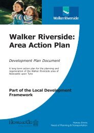 Walker Riverside Area Action Plan (PDF, 1.3 MB) - Newcastle City ...