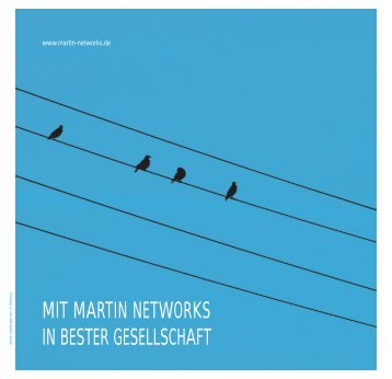 PDF-Datei, 600kb - Martin Networks GmbH