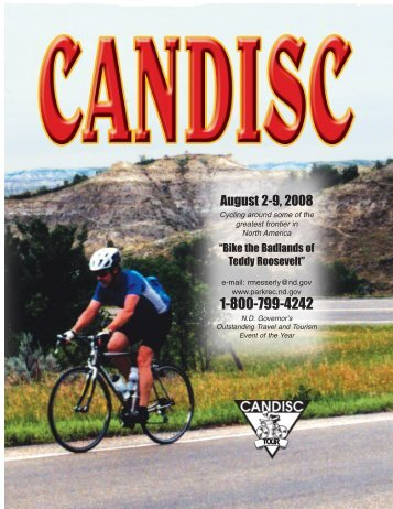 candisc 2008.pmd - Active.com