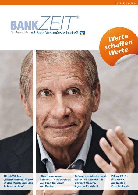 BANKInTErn - VR-Bank Westmünsterland eG