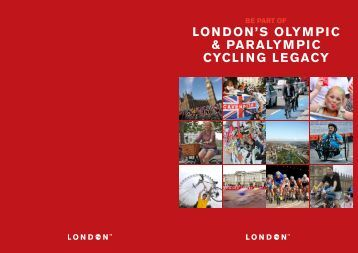london's olympic & paralympic cycling legacy - London & Partners