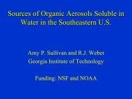 AGU Fall05 SOA.pdf - Georgia Institute of Technology