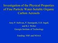 AAAR Fall 05 WSOC NMR Abs.pdf - Georgia Institute of Technology