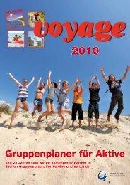SPANIEN - Voyage Gruppenreisen