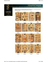 Page 1 of 2 Display Boards 10/31/2008 http://www ...