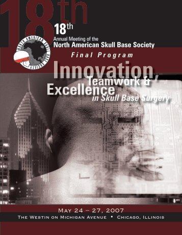 18th Annual Meeting - NASBS