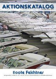 AKTIONSKATALOG - Boote Feichtner