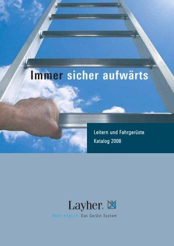 Layher - Leitern Kesting