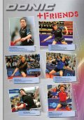 Donic Catalogue - Delux Sports International - Page 2