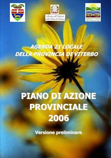 PAL VT _1 - Provincia di Viterbo