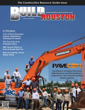 Build Houston Magazine • June / July 2013 1 www ...