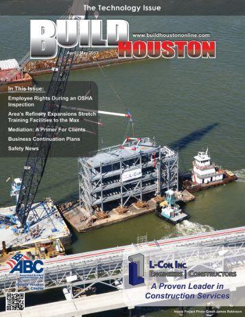 Build Houston Magazine • April / May 2013 1 www ...