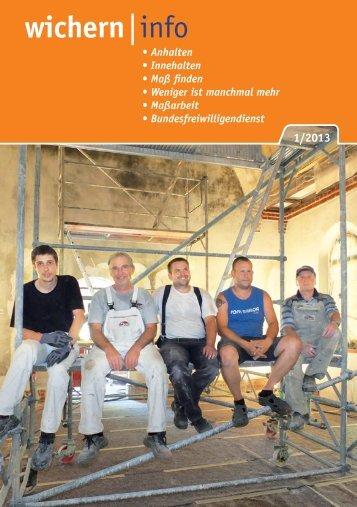1wichern|info - Wichern Diakonie Frankfurt