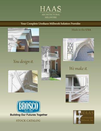 Haas Architectural Millwork - Brosco