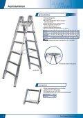 Aluminiumleitern - Iller-Leiter - Seite 6