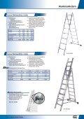 Aluminiumleitern - Iller-Leiter - Seite 7