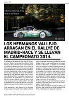 Especial #CERA 2014 Rally RACE Comunidad de Madrid - Page 6