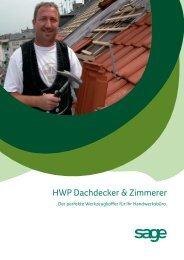 HWP Dachdecker & Zimmerer - Business-Ware