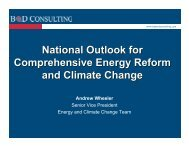 National Outlook for Comprehensive Energy Reform and ... - OIPA
