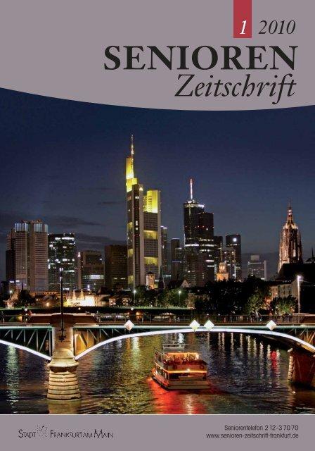 Die gesamte Ausgabe 1/2010 als pdf-Datei - Senioren Zeitschrift ...