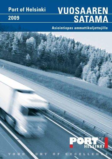 VUOSAAREN SATAMA - Helsingin Satama