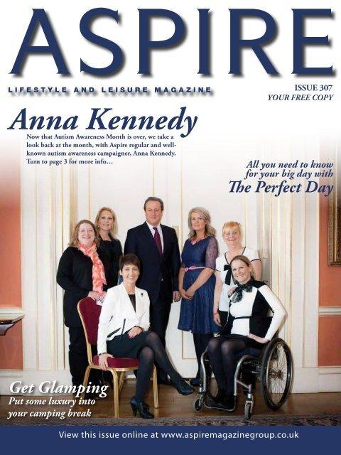 Anna Kennedy - Aspire Magazine