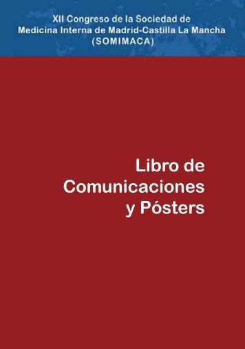Libro de Comunicaciones - Sociedad Española de Medicina Interna