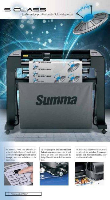 Summa S Class