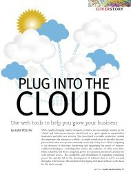 Use web tools to help you grow your business - Ipex