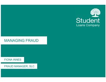 MANAGING FRAUD - HEI Services