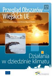 Magazyn Europejskiej Sieci na rzecz Rozwoju Obszarów ... - KSOW