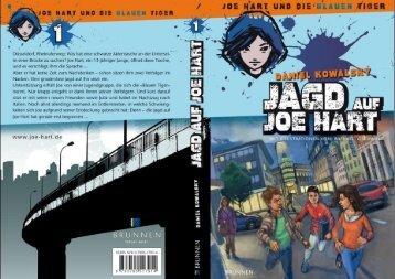 Band 1 - Joe Hart und die Blauen Tiger