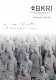 Geschäftsbericht 2010/2011 als pdf-Datei anschauen