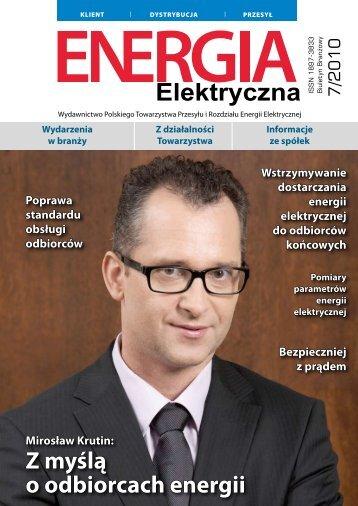 numer 7/2010 - E-elektryczna.pl