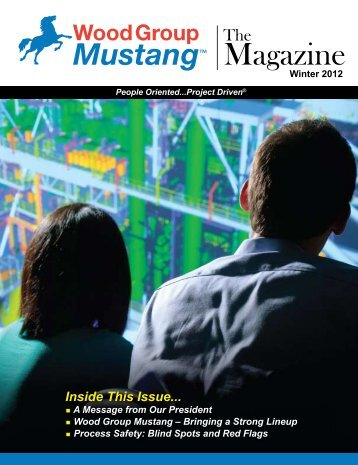 Winter 2012 - Mustang Engineering Inc.