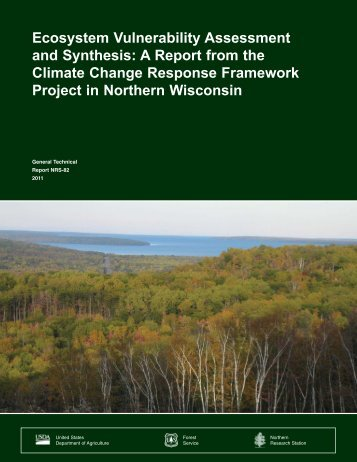 Ecosystem vulnerability assessment and synthesis: a report from the ...