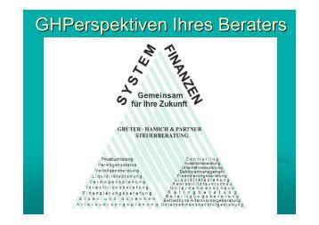 Martin Bechtold - System Finanzen (905 KB) - 25-jahre-ghp.de