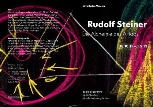Rudolf Steiner - 150 Jahre Rudolf Steiner 2011