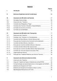 5º Relatório de Atividades da Inventariança - Rede Ferroviária Federal