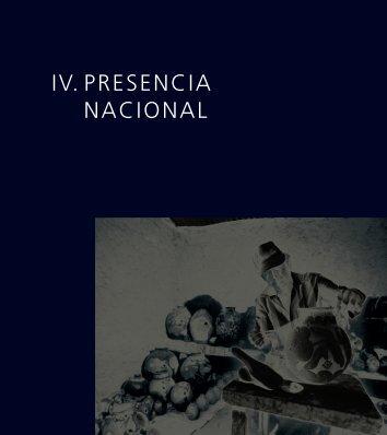 IV. PRESENCIA NACIONAL - Indecopi