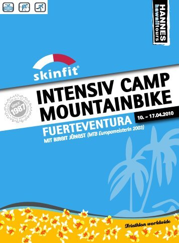 INTENSIV CAMP MOUNTAINBIKE - GIRLSRIDETOO.DE
